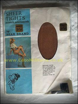 Bear Brand Sombrero Tights (One Size)