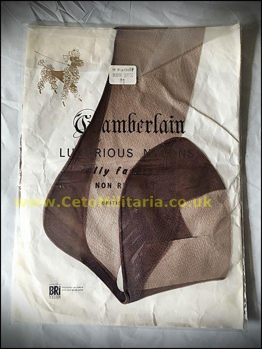 Chamberlain FF Stockings (9.5)
