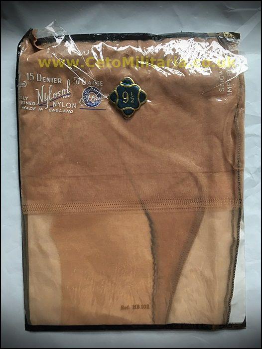 Nylosol FF Stockings (9.5)