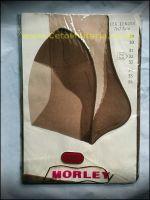 Morley Nougat Carlton Stockings (9.5)