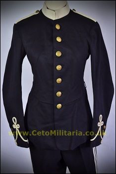 Army Service Corps, Home Servce Dress (1914)