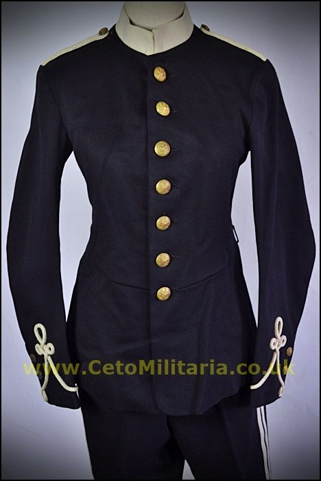 Army Service Corps, Home Servce Dress 1914
