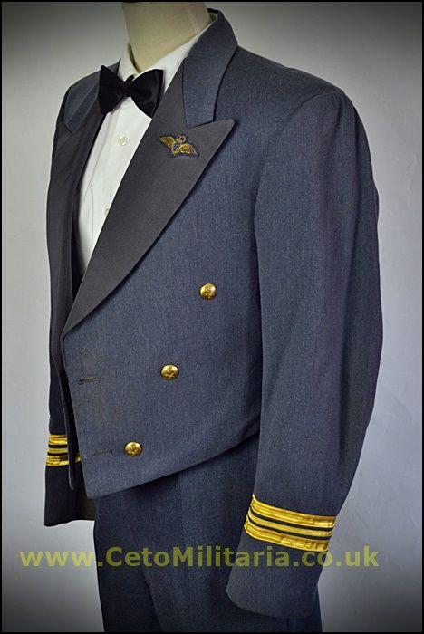 RAF No5 Mess Sqn Ldr Pilot (36/37