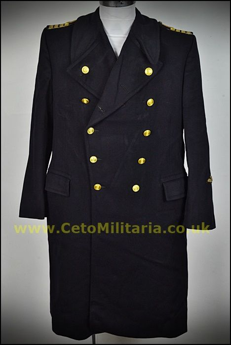 RN Greatcoat, Captain FAA KC (42/44
