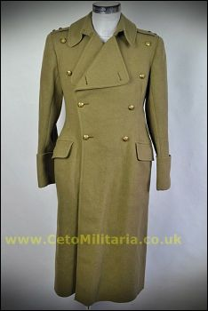"Greatcoat, 17/21L Lt/LtCol 1942 (36/38"")"