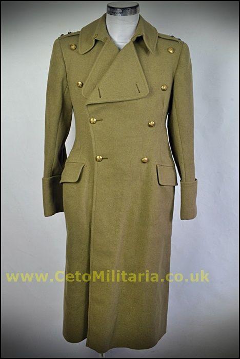 Greatcoat, 17/21L Lt/LtCol 1942 (36/38