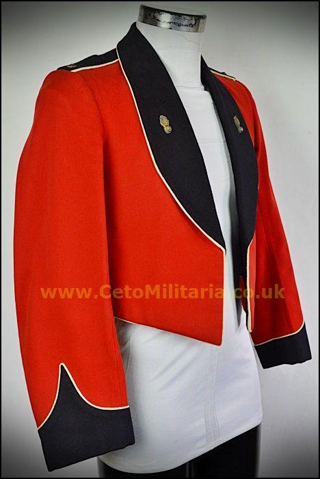 Mess Jacket, Royal Fusilier Major 1938 (34/35