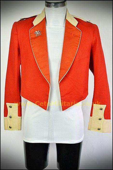 Mess Jacket, Royal East Kent