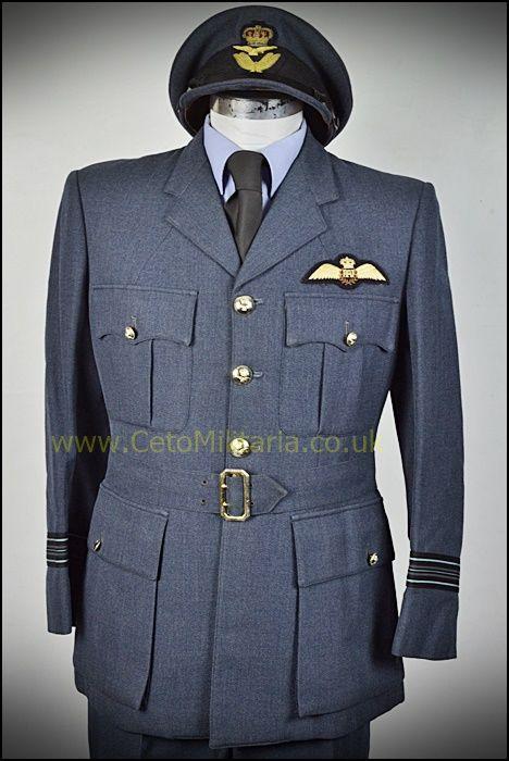 RAF No1 Sqn.Ldr Pilot (36/38C 33W)