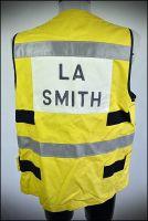 Flightdeck Surcoat, Yellow