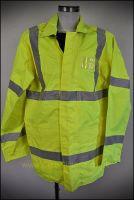 Jacket, Reversible HiVis/Blue