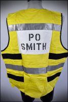 Flightdeck Surcoat, Yellow (New)