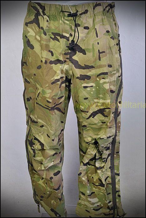 MTP Waterproof Trousers (Med)
