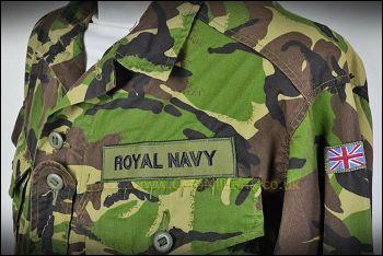 DPM Combat Shirt, RN (180/112)