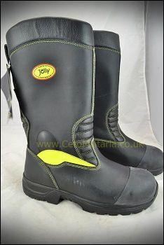 Firefighter Boots, MoD (10)