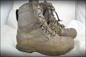 Boots - Haix High Liability (8W)
