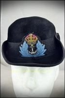 WRNS Officer Cap, WW2 (57cm)