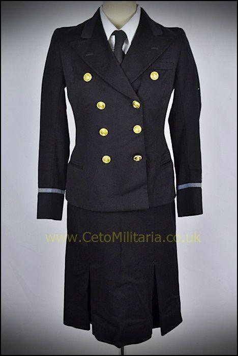 WRNS 2nd Officer WW2 (6/8)