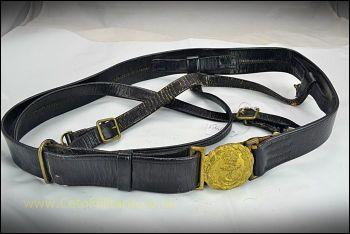 "Belt, RN Officer Sword KC (39"")"