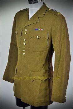 "Coldstream Capt SD Jacket (36/37"")"