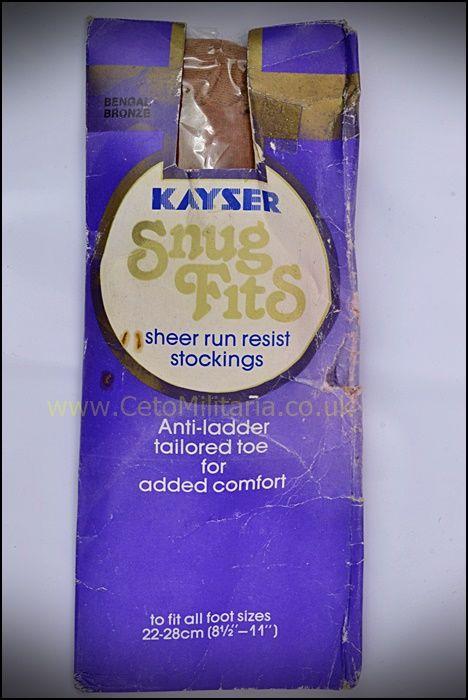 Kayser Snug Fits Stockings (8.5/11)