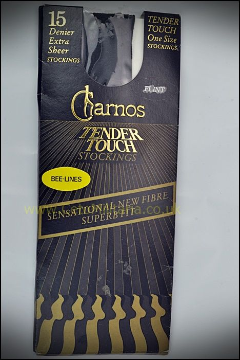 Charnos Tender Touch Stockings (8.5/11)