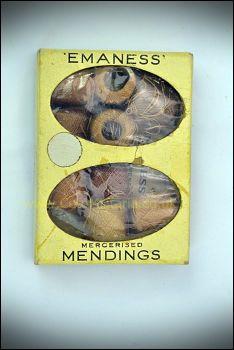 """""""Emaness"""" Stocking Mending Kit"""