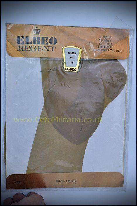 Elbeo Regent Amber Stockings (9.5