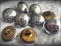 Buttons, Essex Police (24mm)