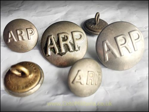 Buttons, ARP (23/16mm)