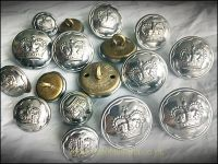 Buttons, Police (24&17mm)