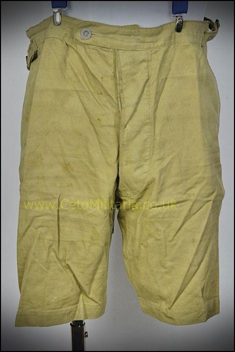 Shorts, KD, WW2 ex-RAF Officer (38