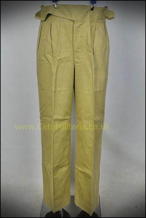 Trousers, KD, WW2 ex-RAF Officer (35