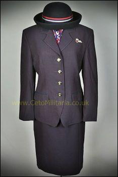 """British Airways """"Costelloe"""" Air Stewardess (12)"""