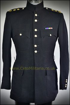 "Coldstream Guards No1 Jacket (35/37"") Captain"