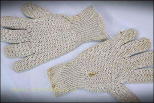 Gloves, Ceremonial, Officer (L)
