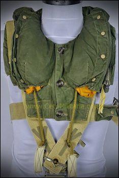 Life Jacket, Parachutist
