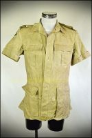 Shirt, Khaki Drill RWAFF 1950s (37/39
