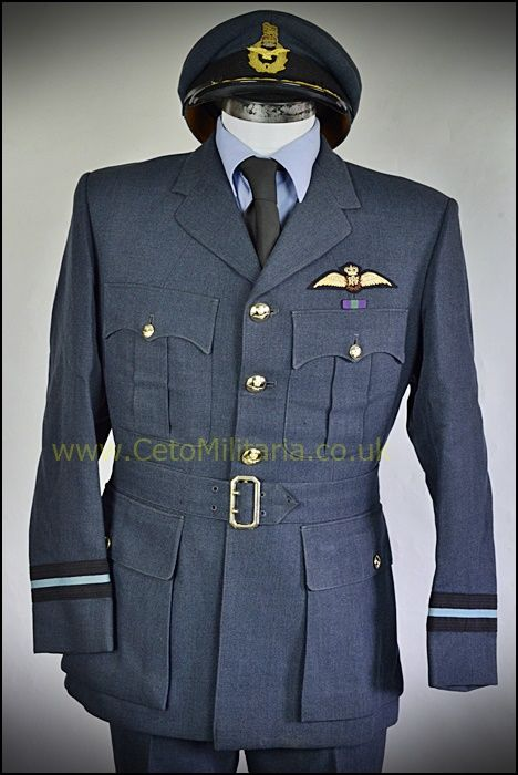 RAF No1 Air Cdre Pilot (39/41C 34W)