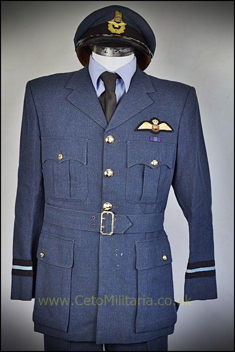 RAF No1 Air Cdre Pilot (37/38C 32W)