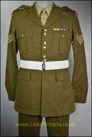 Coldstream Guards FAD No2 Jacket+ (37/39C 36W) Sgt