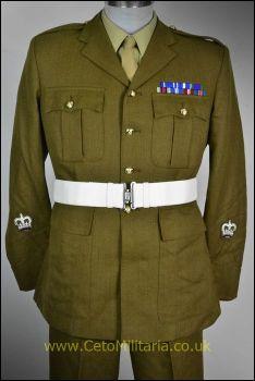 Intelligence Corps FAD No2 Jacket+ (41/42C 37W) WO2