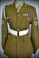 Royal Artillery FAD No2 Jacket+ (34/35C 30W) Sgt