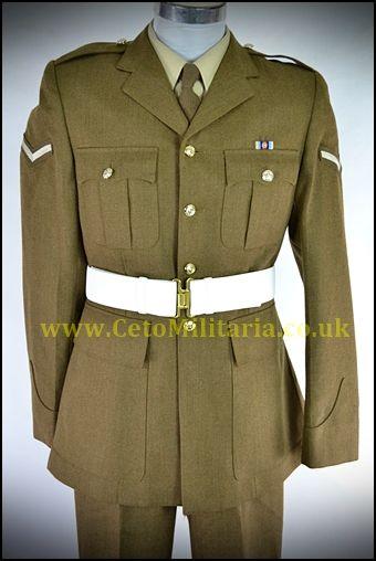 Royal Engineer FAD No2 Jacket+ (39/40C 36W) L/Cpl Cdo