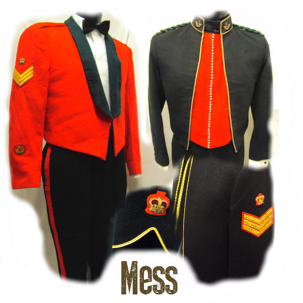 1 Ceto Mess Uniforms