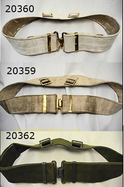 37 patt belt montage
