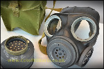 Gas Mask/Respirator, Mk2 Light Anti-Gas, 1944