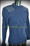 "RN Jumper ""Wooly Pully"" Man's Heavy, Rnd Neck (various)"