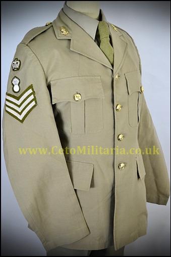 "Royal Engineer S/Sgt No.4 Tropical (36/37"")"
