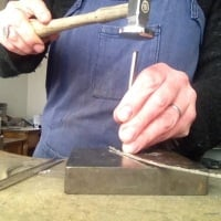 Start making / Carry on making silver jewellery - Saturday 13th April 2019